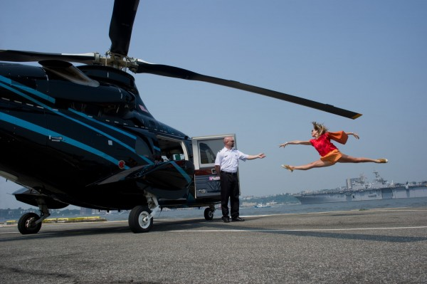 Just Because - VIP Heliport