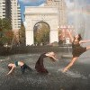 New York, NY - Emily Bowen, Katelyn May & Elise Elliott.