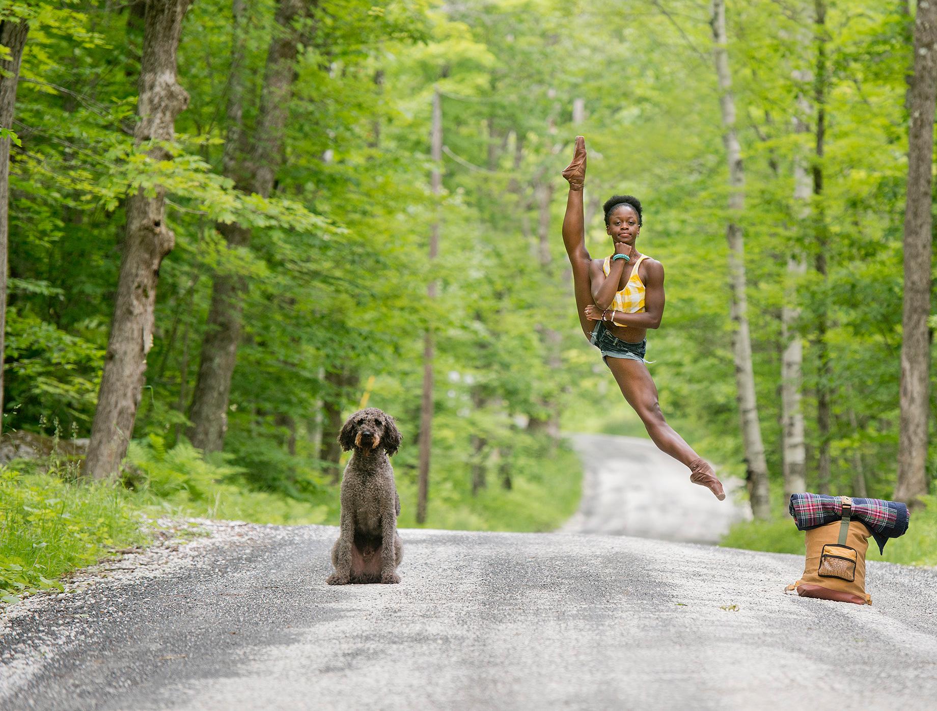Beautiful Ballet Energy
